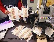 1179588 POLIZIA SEQUESTRA STAMPERIA CLANDESTINA DI BANCONOTE EURO FALSE
