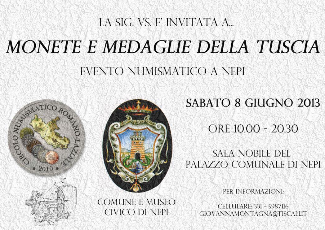 Invito - Saracino - Nepi