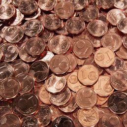 Europa: proposta di abolizione delle monete in rame da 1 e 2 centesimi.