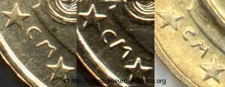 italia 10 cent 2002
