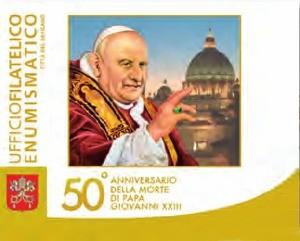 Vaticano foglio giovanni  XXIII 2013