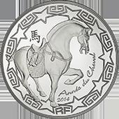 Francia 10 cavallo 2014 Arg b