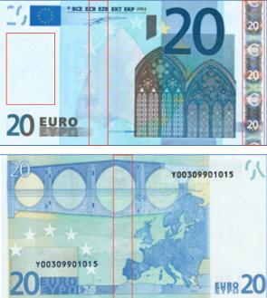 banconota da 20 euro