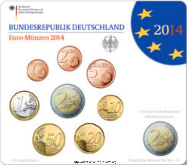 Germania divisionale fdc 2014