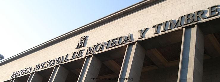 Spagna programma numismatico 2014