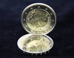 Lettonia 2 euro 2014