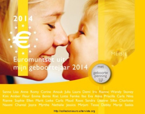 Olanda divisionale nascita bambina 2014