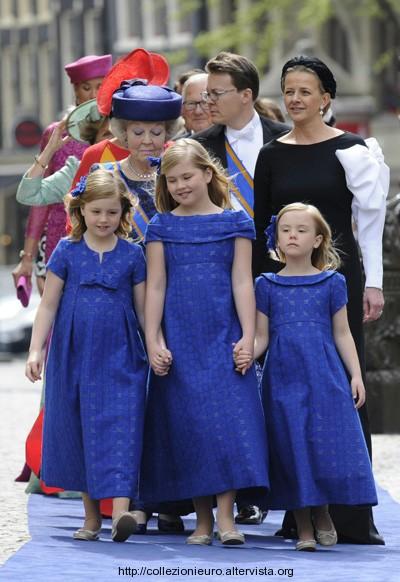 Olanda Le tre principesse 2014