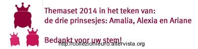 Olanda tema Le tre principesse 2014.