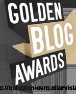 Collezionieuro al Golden Blog Awards 2014.
