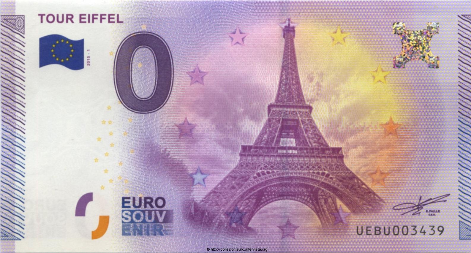 Biglietto turistico Tour Eiffel A