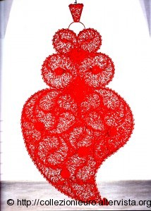Joana Vasconcelos, Red Independent Heart