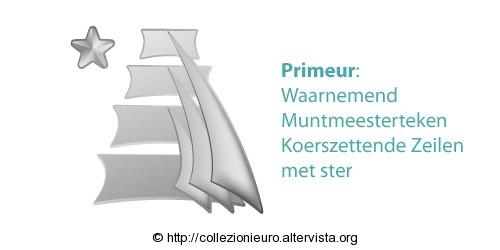 Olanda divisionale proof patrimonio scientifico 2016 d
