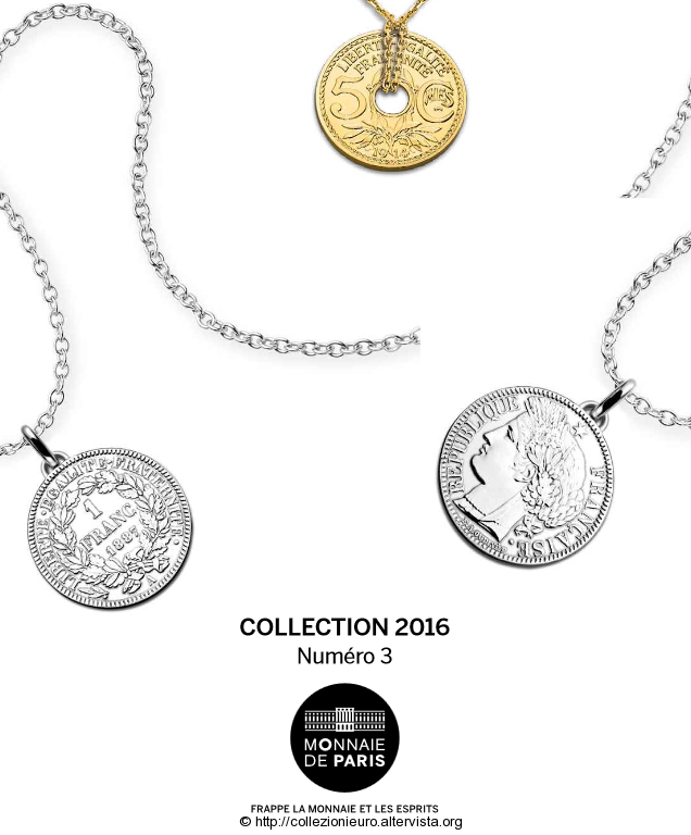 Francia Catalogo monnaie de paris collection 2016 numero 3