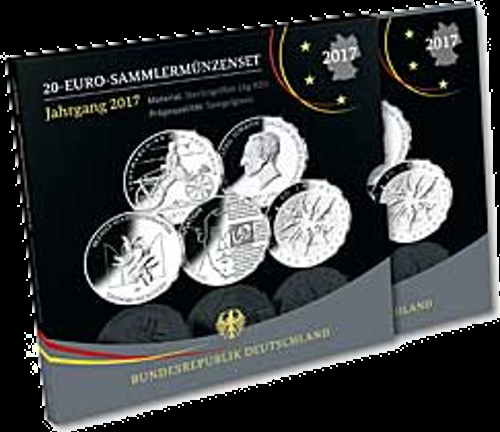 germania-folder-5-monete-da-20-euro-2017