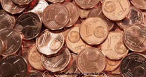 Italia: addio alle monete da 1 e 2 cent entro il 2018.